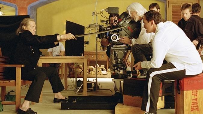 فیلمبرداری فیلم کیل بیل - بخش دوم