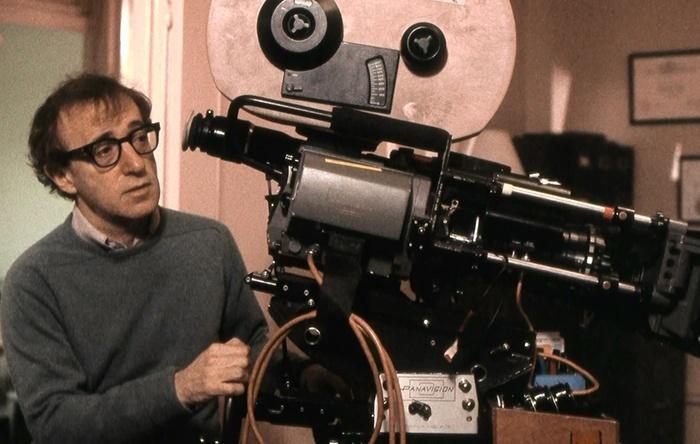 وودی آلن؛ پیرمرد عاشقپیشهی سینما
