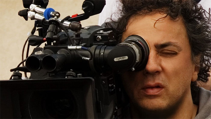 داریوش خنجی - فیلمبردار ایرانی