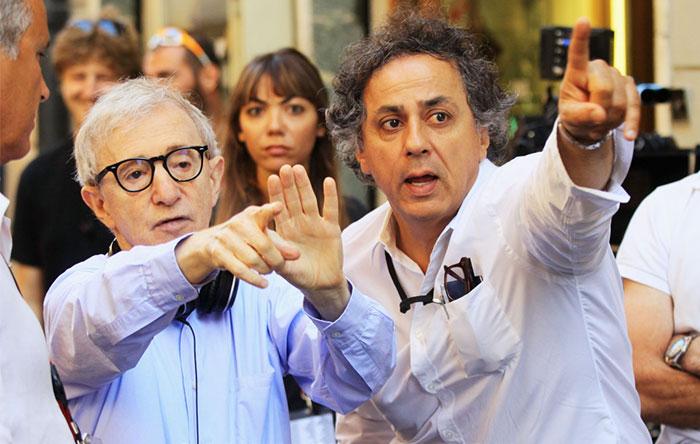 بیوگرافی داریوش خنجی، مدیر فیلمبرداری ایرانی وودی آلن