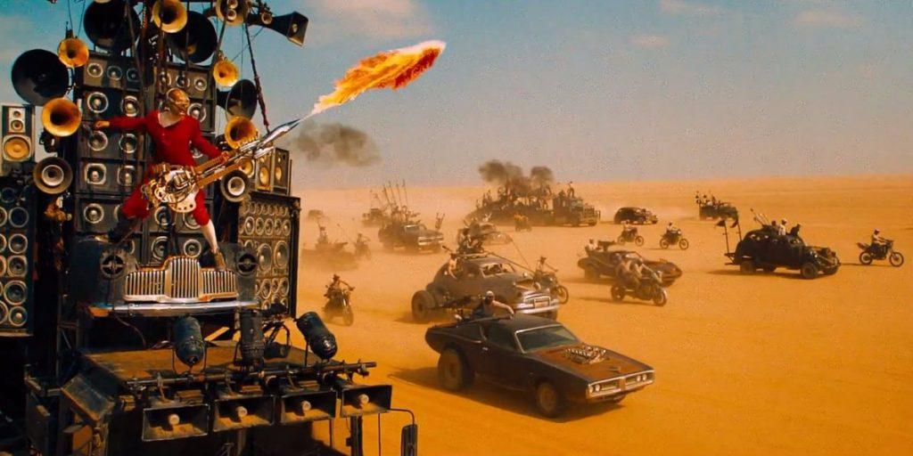 مَد مَکس: جادهی خشم / Mad Max: Fury Road