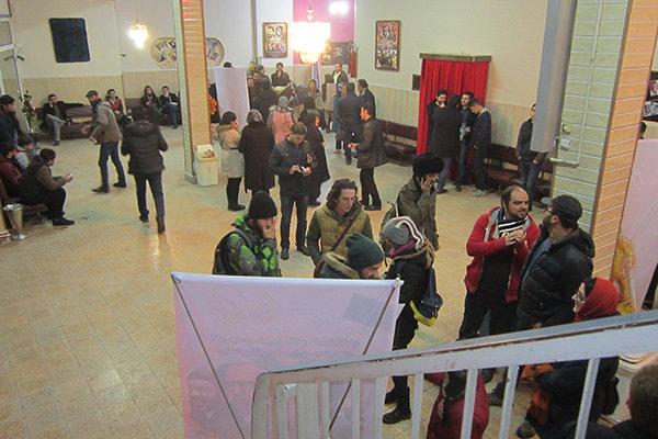 جشنواره فیلم فجر استان اردبیل - سینما انقلاب