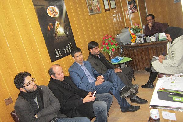 میزگرد وضعیت سینما در اردبیل - خبرگزاری مهر گزارش کرد