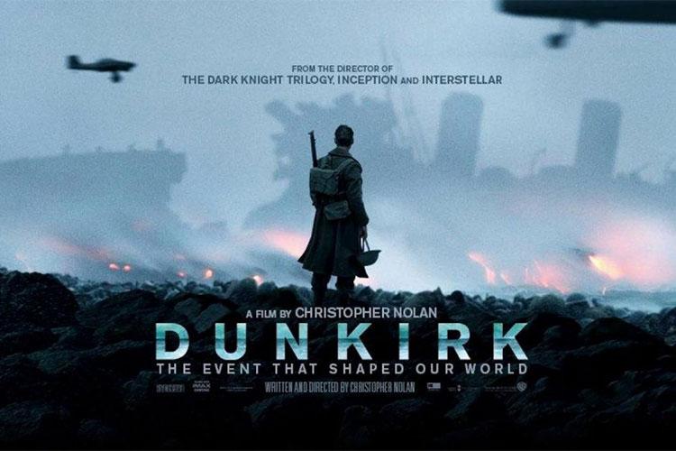 فیلم دانکرک 2017