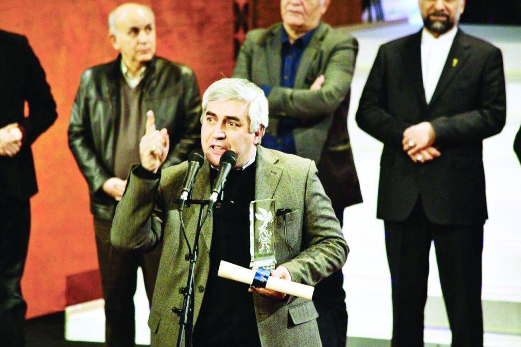 ابراهیم حاتمی کیا: من یک فیلمساز وابسته ام