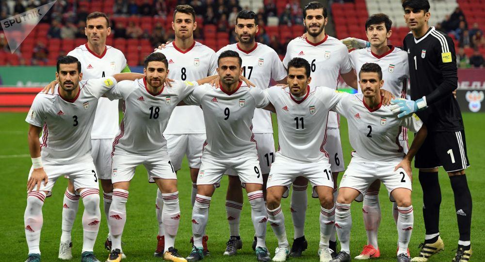 تیم ملی ایران در جام جهانی 2018 روسیه
