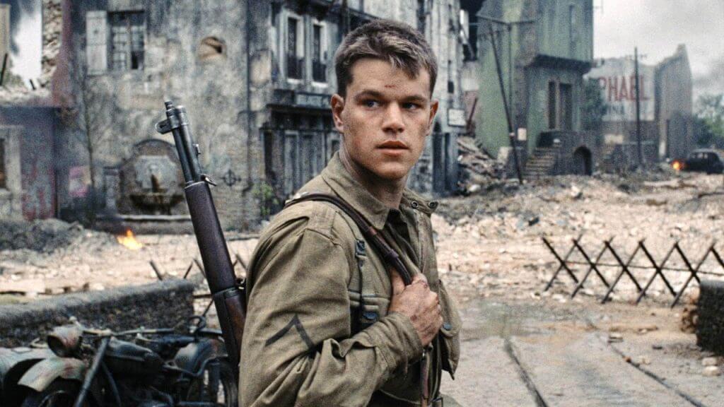 فیلم نجات سرباز رایان - ساخته تحسین برانگیز استیون اسپیلبرگ